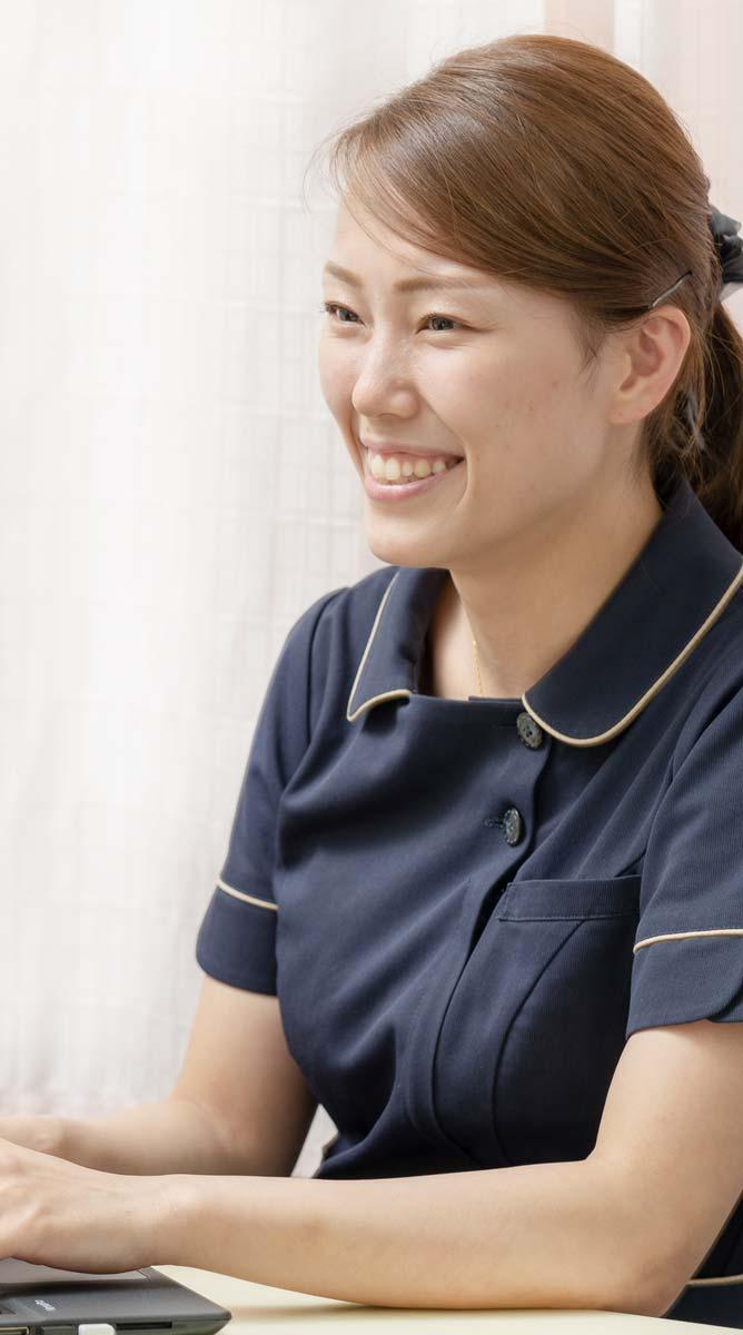 大阪江坂・看護師求人・なかむらレディースクリニック写真